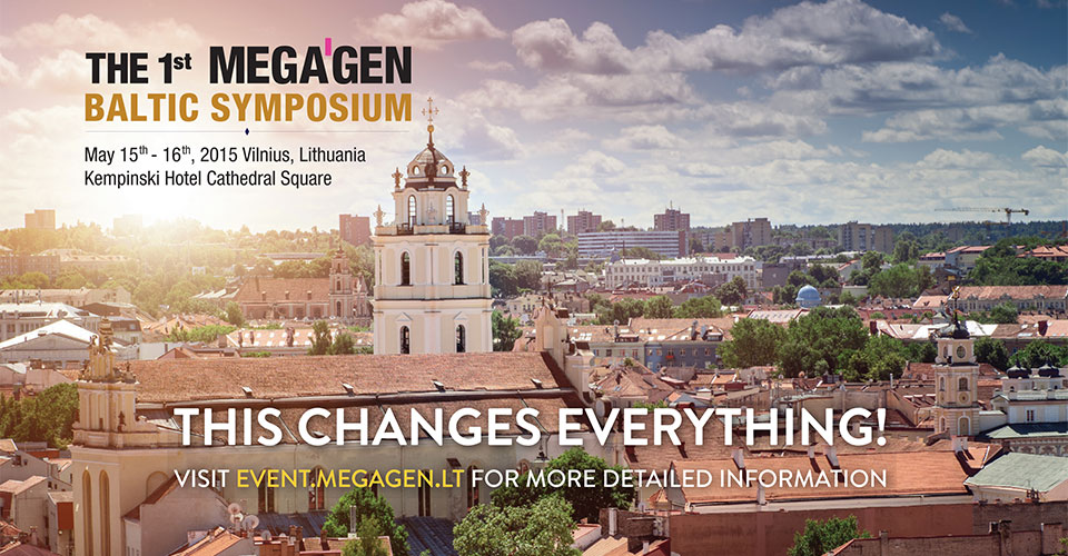 MegaGen Baltic Simpoziumas