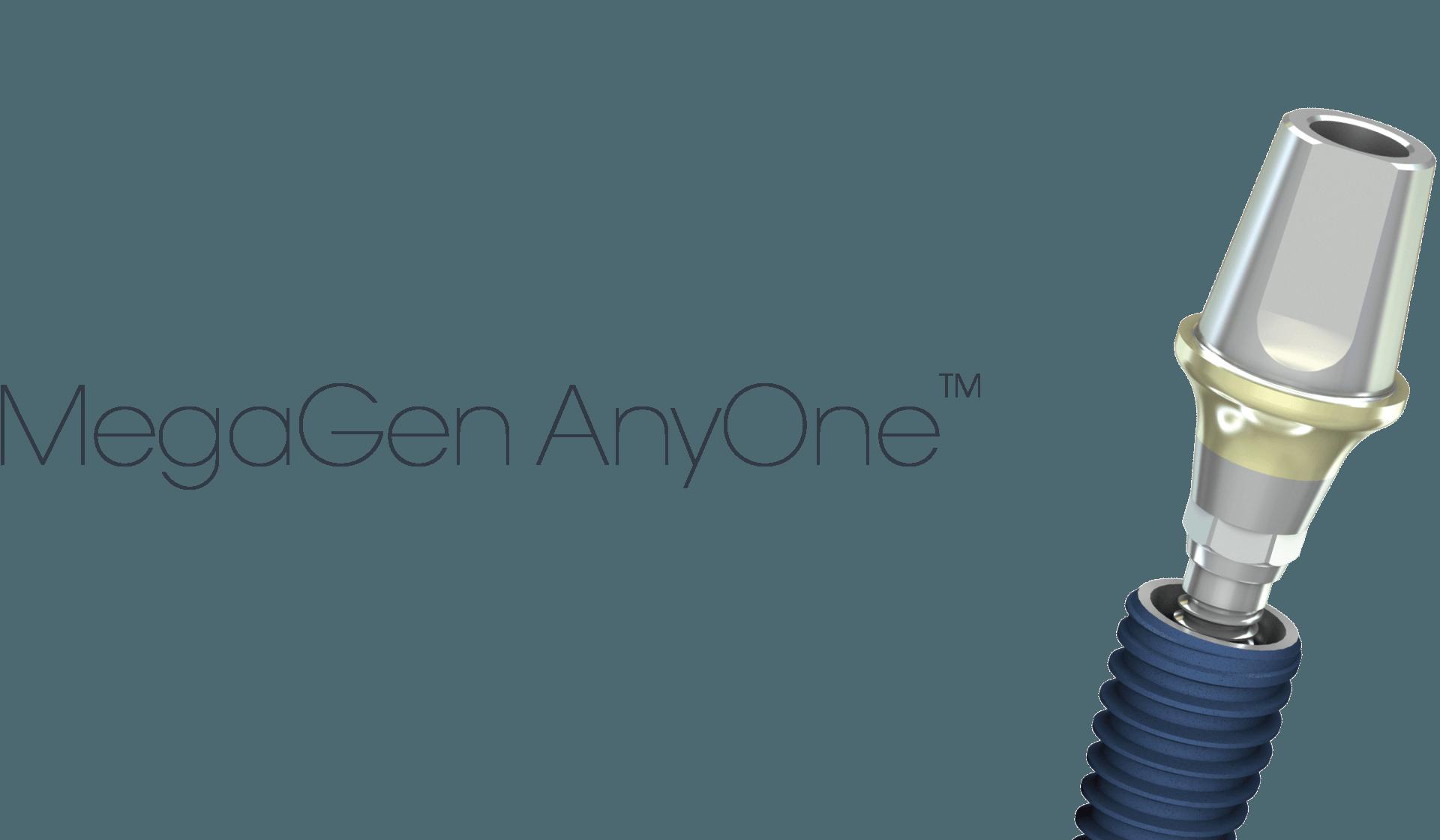 MegaGen AnyOne implantai
