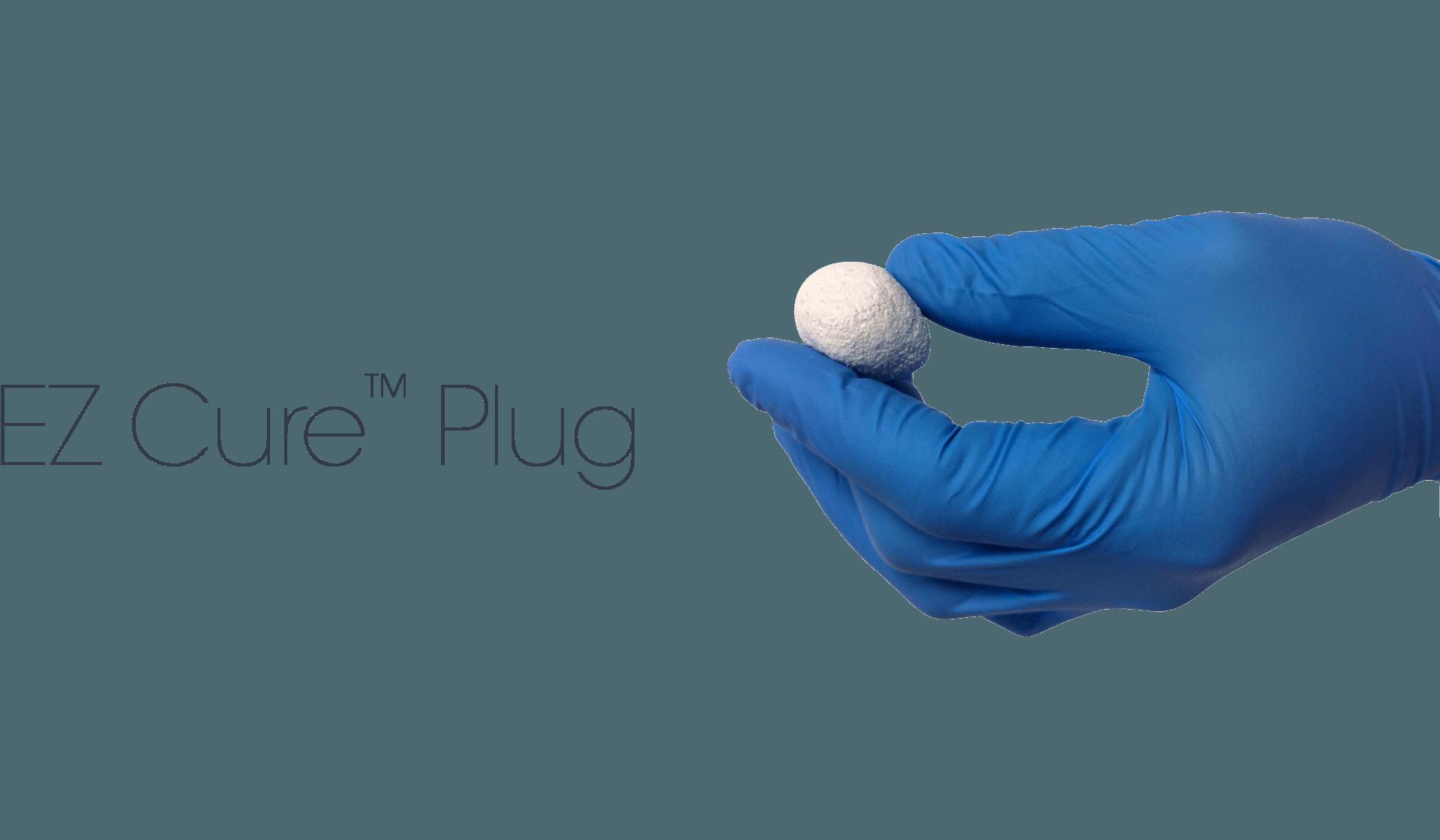 EZ Cure™ Plug