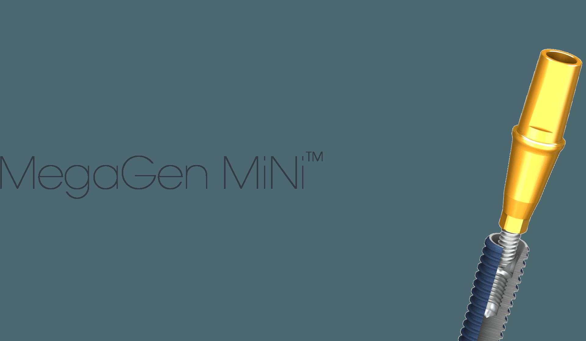 MegaGen MiNi implantai