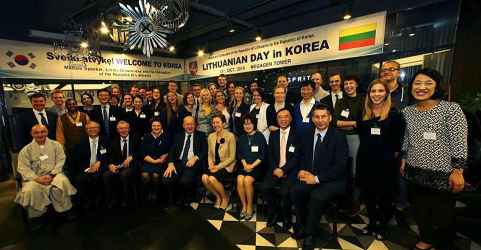 Lietuvos diena Pietų Korėjoje