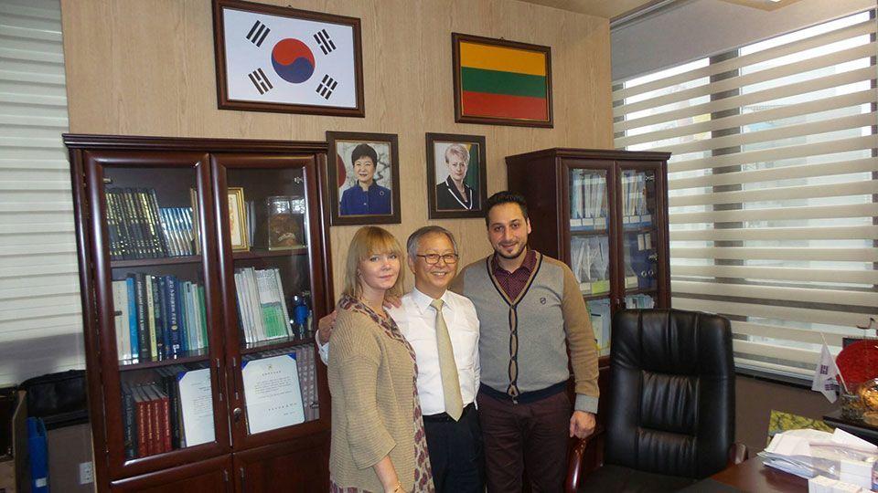 Įspūdžiai iš praktinių kursų Pietų Korėjoje